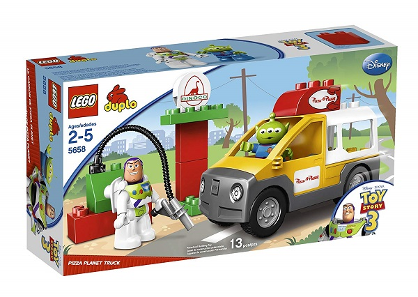 LEGO 5658 Pizza Planet Truck - Toy Story 3 Set