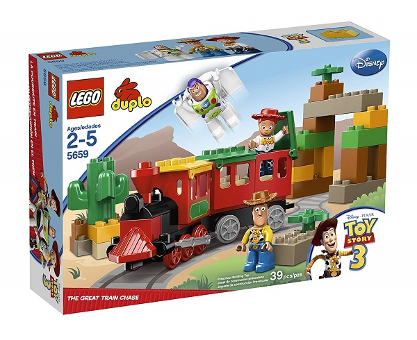 LEGO 5659 The Great Train Chase - Toy Story 3 Set