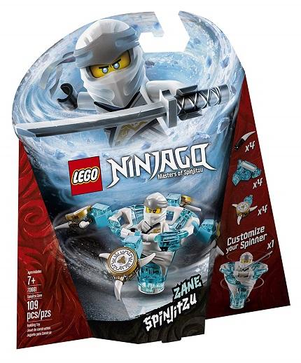 LEGO 70661 Spinjitzu Zane - 2019 LEGO Ninjago Sets
