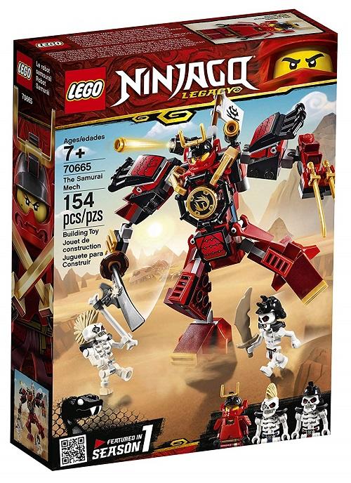 LEGO 70665 The Samurai Mech - 2019 LEGO Ninjago Sets