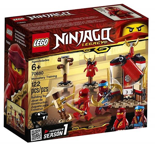 LEGO 70680 Monastery Training - 2019 LEGO Ninjago Sets