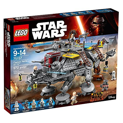 LEGO 75157 Captain Rex's AT-TE Walker - Best LEGO Star Wars Sets