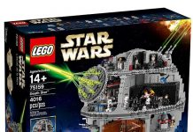 LEGO 75159 The Death Star - Best LEGO Star Wars Sets