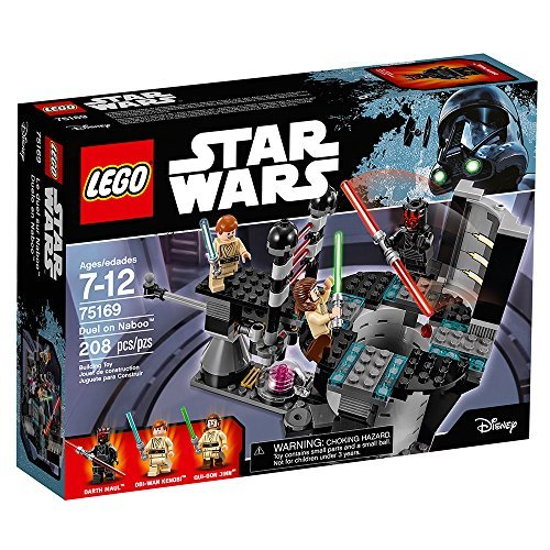 LEGO 75169 Duel on Naboo - Best LEGO Star Wars Sets