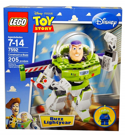 LEGO 7592 Construct-A-Buzz - Toy Story Set