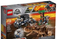 LEGO 75929 Carnotaurus Gyrosphere Escape - Best LEGO Jurassic World Sets