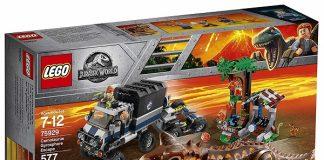 LEGO 75929 Carnotaurus Gyrosphere Escape - Best LEGO Jurassic World Sets