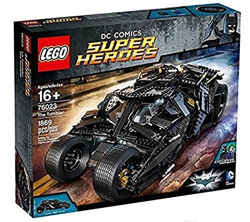 LEGO 76023 The Tumbler - Best LEGO Batman Sets DC Comics Super Heroes