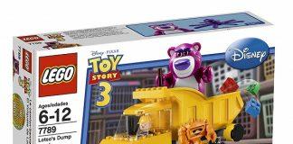 LEGO 7789 Lotso's Dump Truck - Toy Story 3 Set