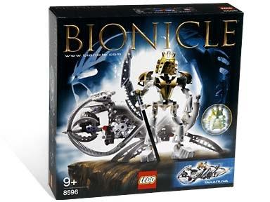 LEGO 8596 Takanuva - Best LEGO Bionicle Sets