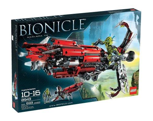LEGO 8943 Axalara T9 - Best LEGO BIONICLE Sets