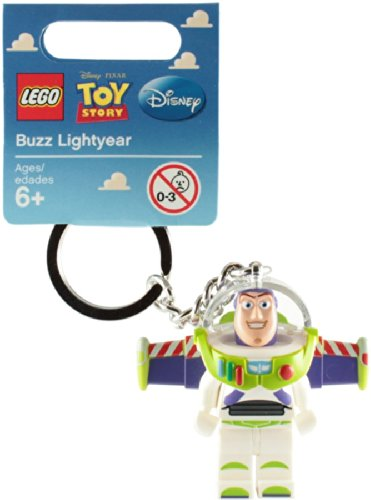LEGO Buzz Lightyear Toy Story Keychain