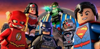 LEGO DC Comics Sets