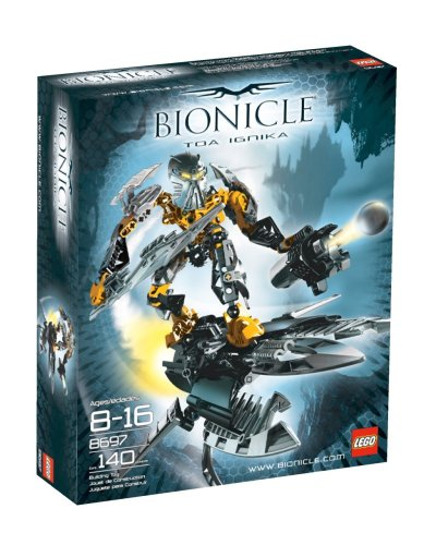 bionicle best