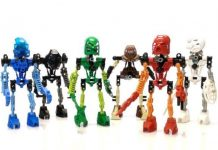 LEGO Toa Mata 8531, 8532, 8533, 8534, 8535 and 8536 - Best LEGO BIONICLE Sets