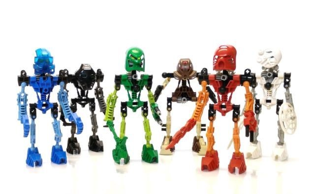 The 10 Best Original LEGO BIONICLE Sets (Updated 2019)