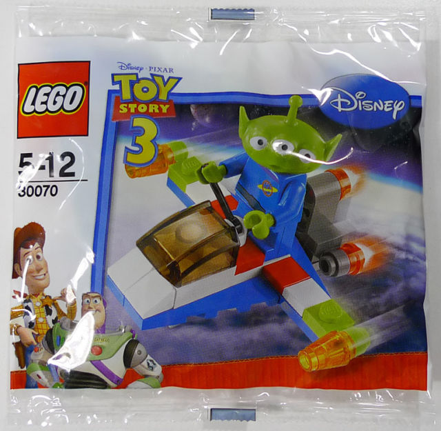 LEGO Toy Story 3 Polybag