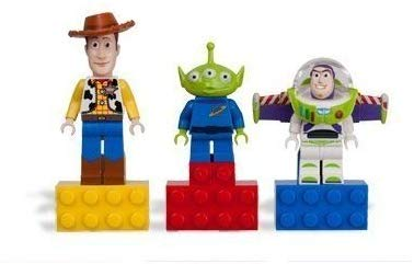 LEGO Toy Story Magnets