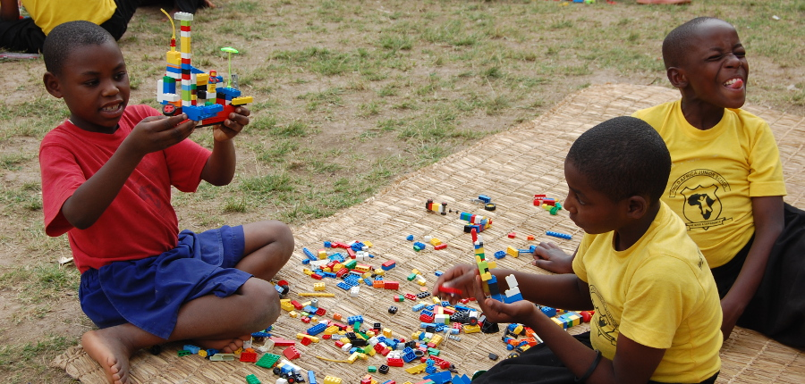Play Well Africa - Changing Lives In Africa With LEGO Bricks