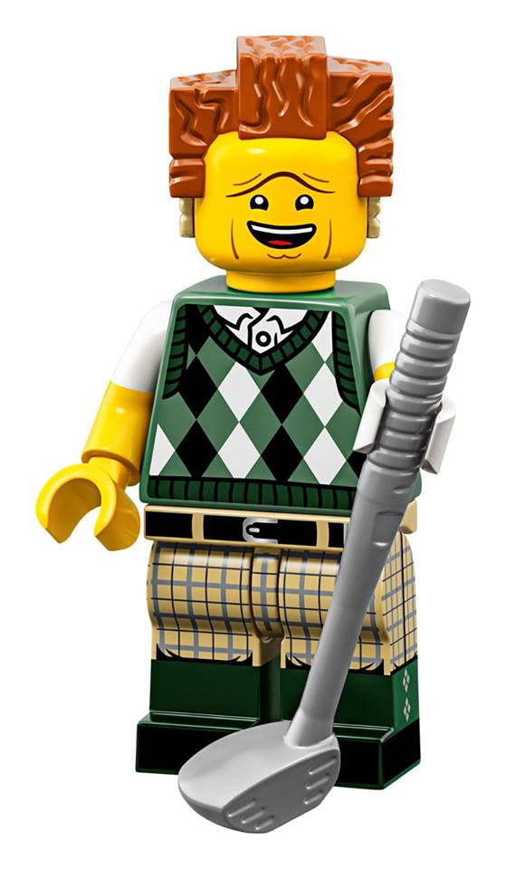 President Business - The LEGO Movie 2 Minifigures Series CMF Character