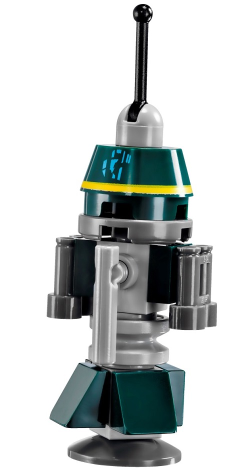 R1-series droid - LEGO Star Wars Astromech Droid
