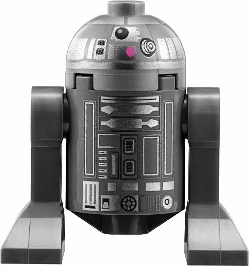 R2-BHD - LEGO Star Wars Astromech Droid