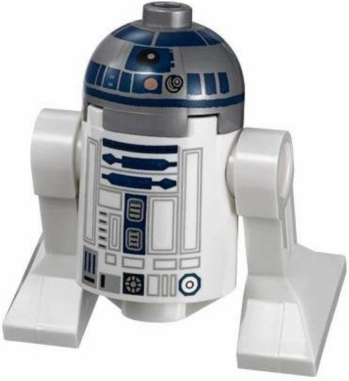 R2-D2 (2014 variant) - LEGO Star Wars Astromech Droid