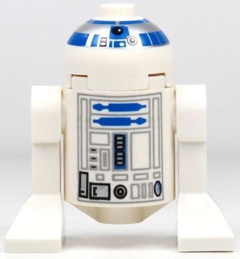 R2-D2 (Original 1999 variant) - LEGO Star Wars Astromech Droid