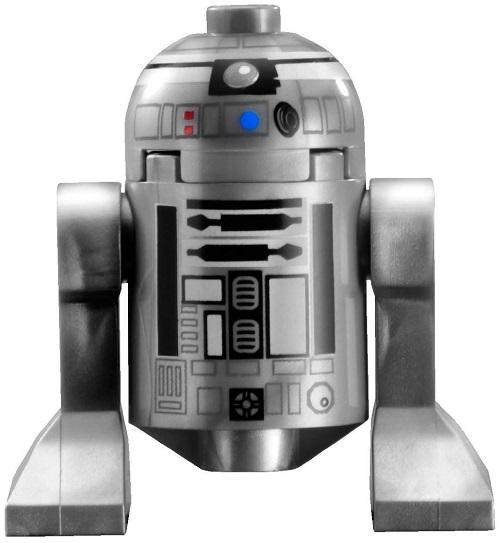 R2-Q2 (2011 version) - LEGO Star Wars Astromech Droid