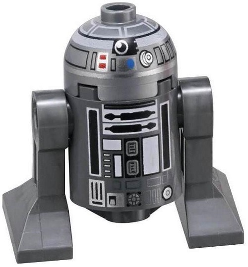 R2-Q2 (2018 version) - LEGO Star Wars Astromech Droid