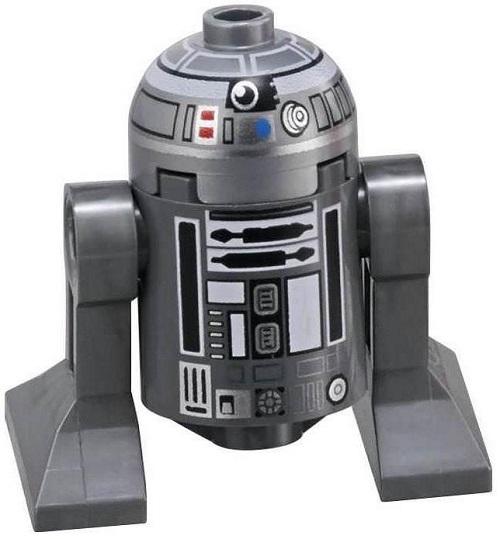 R2-Q2 (2018 version) - LEGO Star Wars Astromech Droid