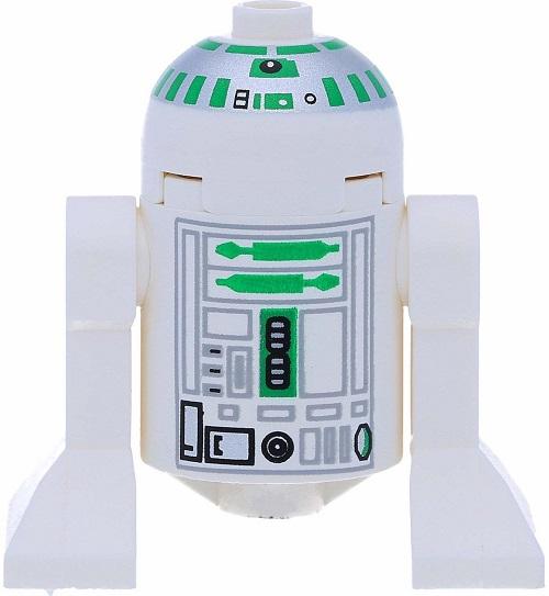 R2-R7 - LEGO Star Wars Astromech Droid
