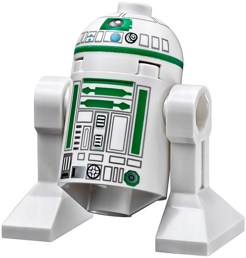R2 Unit - LEGO Star Wars Astromech Droid