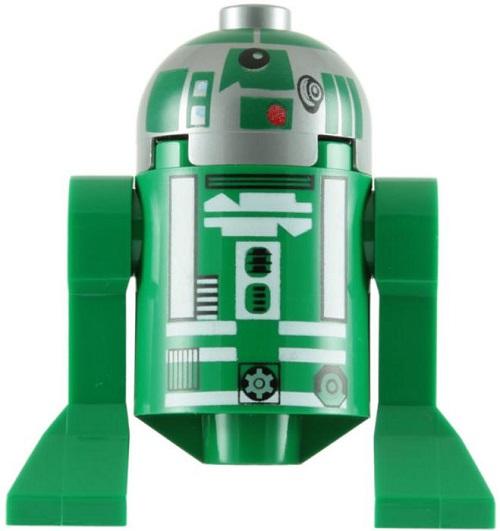 R3-D5 - LEGO Star Wars Astromech Droid