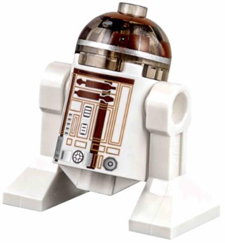 ORIGINAL MINIFIGURE LEGO STAR WARS MINIFIGURA R3-A2 SET 75098