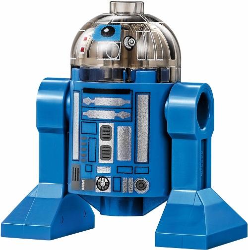 R3-M3 - LEGO Star Wars Astromech Droid