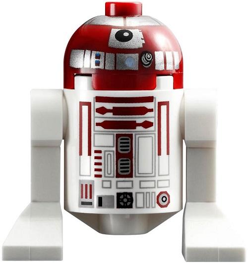 R4-P17 (2013 version) - LEGO Star Wars Astromech Droid