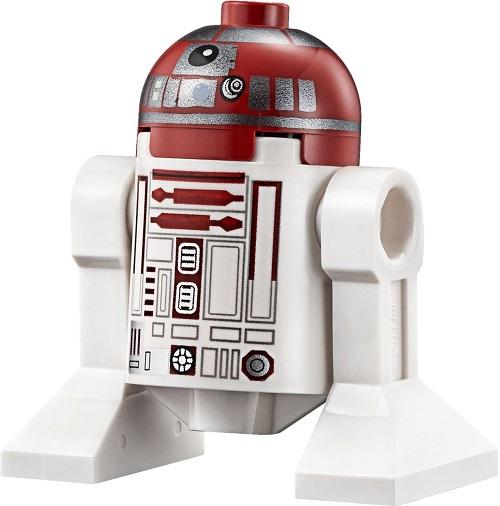 R4-P17 (2016 variant) - LEGO Star Wars Astromech Droid