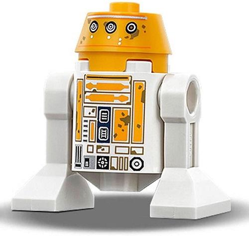 New Lego Star Wars R5-A2 Astromech Droid
