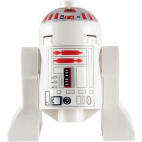R5-D4 (Original 1999 variant) - LEGO Star Wars Astromech Droid