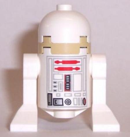 R5-D4 (Sandcrawler variant) - LEGO Star Wars Astromech Droid