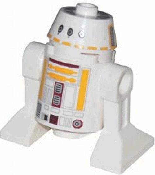 R5-F7 - LEGO Astromech Droid from Star Wars