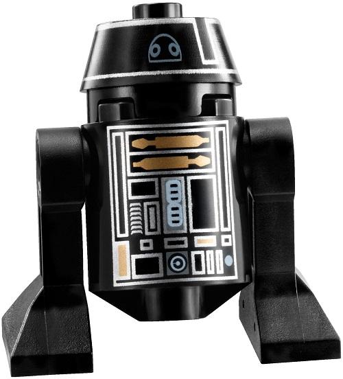 R5-J2 - LEGO Star Wars Astromech Droid