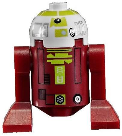 R7-A7 - LEGO Star Wars Astromech Droid