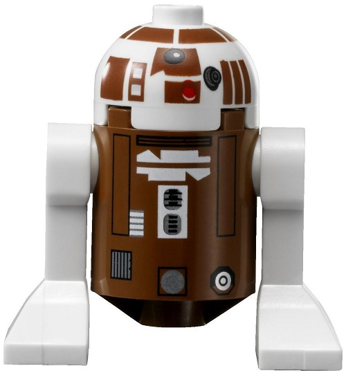 R7-D4 - LEGO Star Wars Astromech Droid