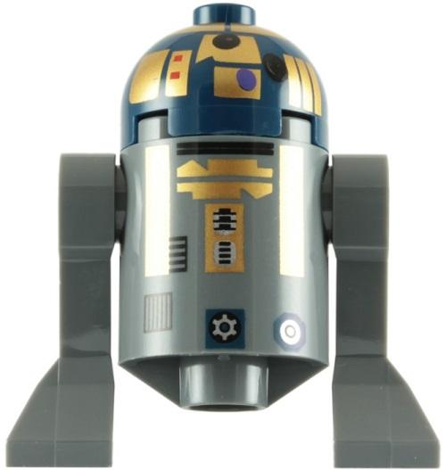 R8-B7 - LEGO Star Wars Astromech Droid
