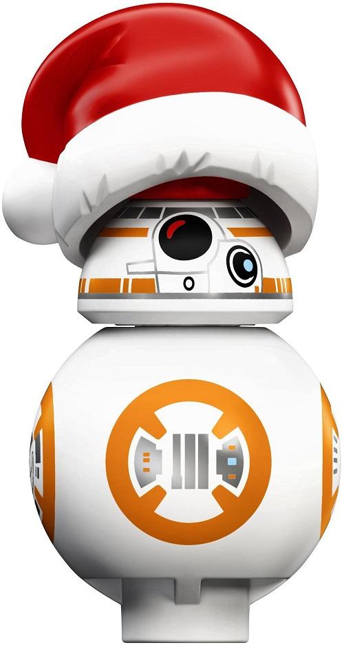 Santa BB-8 - LEGO Star Wars Astromech Droid