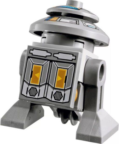 T7-O1 - LEGO Star Wars Astromech Droid