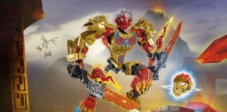 Tahu, Uniter of Fire - The LEGO BIONICLE Story & History - Origins, Success, Fall and Reboot