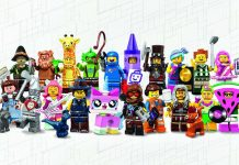 The LEGO Movie 2 Minifigures Series